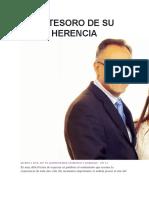 El Tesoro de Su Herenciailiullilliul