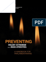 Preventing Violent Extremism and Mass Atrocities - Handbook for Parliamentarians