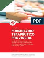 FORMULARIO TERAPEUTICO provincial sta fe