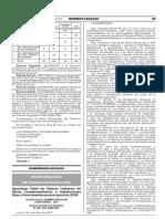 Aprueban Tabla de Valores Unitarios de Obras Complementarias Resolucion Jefatural No 001 004 00003987 1587455 1