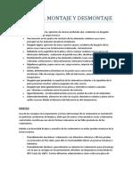 TIPOS DE FALLAS. MONTAJE Y DESMONTAJE. P2.docx