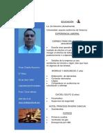 Cv Omar Chable Ascencio