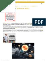 ¿Qué Es Sistema Solar_ - Su Definición, Concepto y Significado