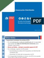 Ley de Generación Distribuida