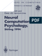 Neural computing and Psychology