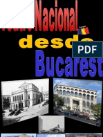 ROMANIA - The National Theatre Bucharest (I)
