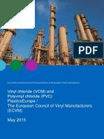 PlasticsEurope Eco-profile VCM PVC
