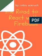 Learn React Firebase