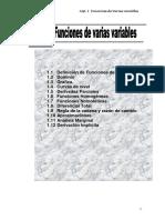 14 Funciones Varias Variables