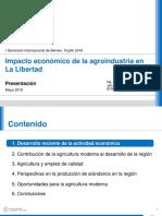 Impacto Economico de La Agroindustria-BCRP