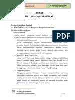 Bab III Metodologi Pekerjaan