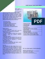 V 10 WCMBR Sewage Treatment Unit CatalougeSILI PUMP