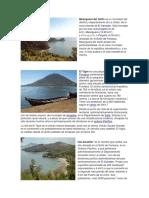 Islas Del Golfo de Fonseca
