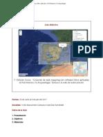 Guía Didáctica Curso Online #Creación de Web Mapping Con Software Libre Aplicadas Al Patrimonio y La Arqueología.