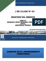 4.Sesion de Clase 04-Ministerio Del Ambiente
