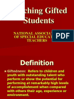 Teaching Gifted Children 02
