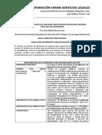 Modelo de Demanda de Desafiliacion Del SPP