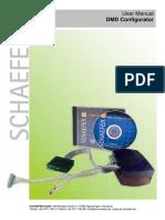 Schaeffer User Manual DMD Config