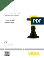 47102 ES VEGAPULS 61 Foundation Fieldbus