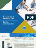 Actulidad Empresarial - Dic 2017