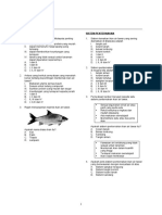3.4 Ternakan Ikan Air Tawar