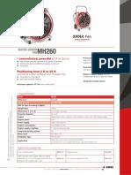 Dsmh260 Neo Fanzcl03265us3