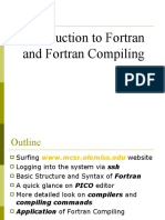 Fort Ran Compiling