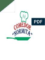 Logo Comedor Normita