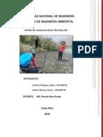 3ra Pc de Hidrologia -Aforamientodddg