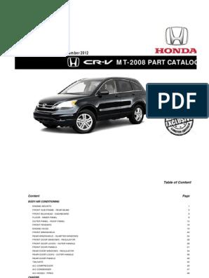 Genuine Honda 32751-SDA-A60 Door Wire Harness Driver Side