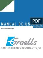 Manual Usuario Basculante (Versión 2016)