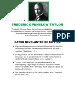 Info Taylor