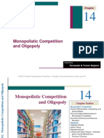 14 Monopolistic Competition