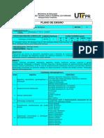 Plano de Ensino - 2-Histologia e Embriologia Resumido