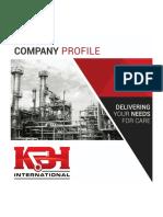 KBH Int Profile