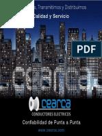 Cable Protegido Cearca 2010
