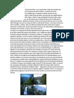 A Reserva de Biósfera de La Sierra de Las Minas