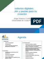 Repositorios Digitales Definicion y Pautas Para Su Creacion