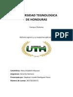 Universidad Tegnologica de Honduras