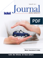 IRDAI Journal September 2017