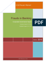 Banking Frauds