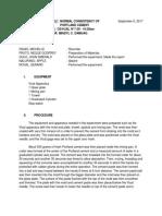 Cmt Lab Report