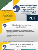 PPT Siembra Cosecha Agua 2018