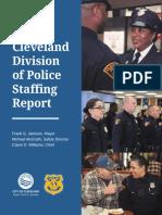 Public Staffing Plan