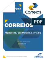 Focus Concursos - Amostra