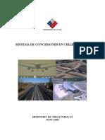 Sistema de Concesiones en Chile 1990-2003