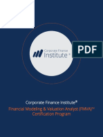 Financial Analyst Certification Program