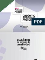 Cuaderno de Técnicas de Creatividad