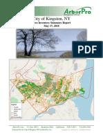 Kingston Tree Report May 2018