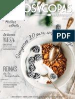 Platos y Copas – Marzo 2018